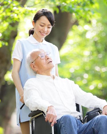 介護・福祉・ヘルパー・看護・医療関係のお仕事イメージ4